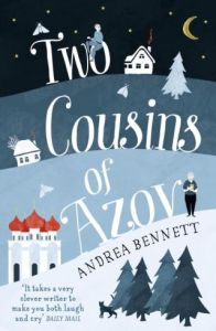 Two Cousins of Azov by Bennett Andrea | eBooks | Humor