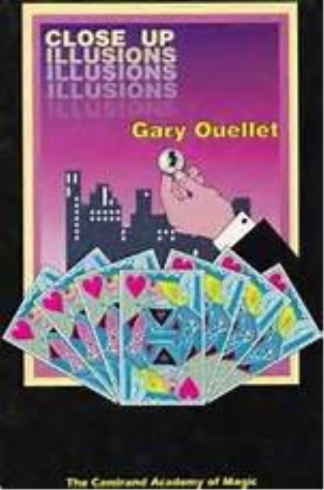 Third Additional product image for - Gary Ouellet - Close Up Illusions