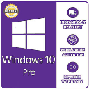 Genuine Microsoft Windows 10 Pro 32/64 Bit Full Version + Fast Delivery | Software | Home and Desktop