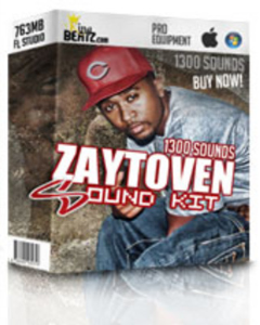 zaytoven sound s/drum kits