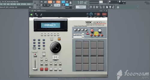 First Additional product image for - Mpc Vst plugin + mpc 300 sound kit