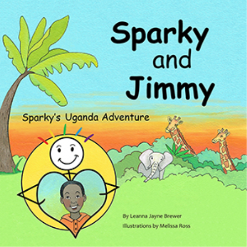 First Additional product image for - Sparky & Jimmy- Sparky's Uganda Adventure