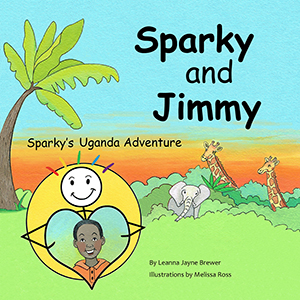 sparky & jimmy- sparky's uganda adventure