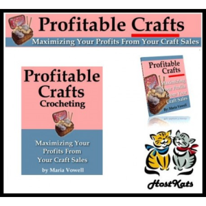 Profitable Crafts Vol. 1 | eBooks | Reference