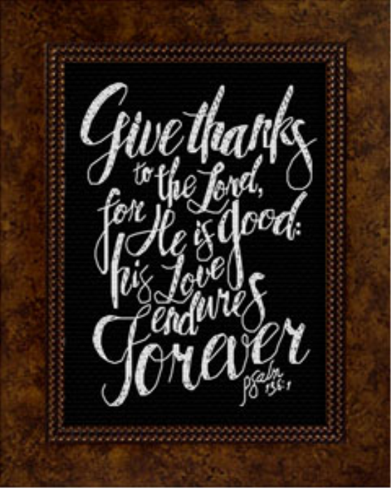 First Additional product image for - Give Thanks