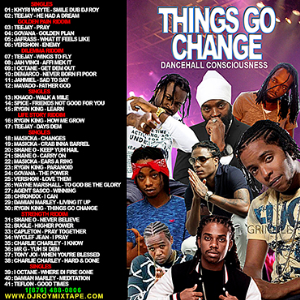 dj roy things go change dancehall reggae mix