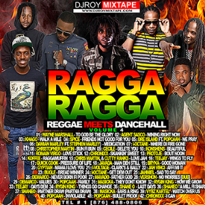 Dj Roy Ragga Ragga Reggae Meets Dancehall Mix Vol.4 | Music | Reggae