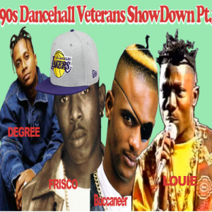 90s dancehall veterans showdown pt 3 general degree,frisco kid,buccaneer,louie culture mix by djeasy