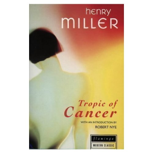 miller,genry tropic of cancer