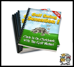 golf swing sensation volume 1