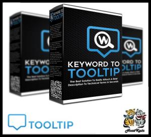 Keyword To Tooltip WordPress Plugin | Software | Utilities