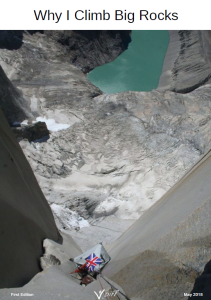 VDiff Why I Climb Big Rocks | eBooks | Sports