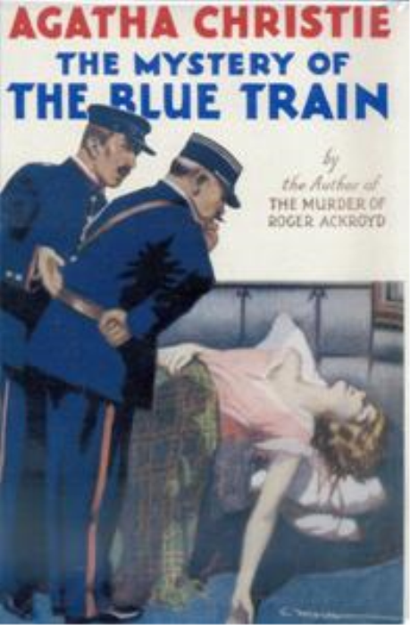 First Additional product image for - The Mystery of the Blue Train