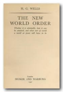 h.g. wells - the new world order (1940)
