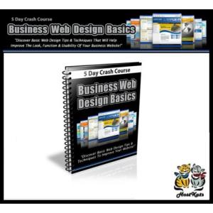 Business Web Design Basics Course | eBooks | Reference