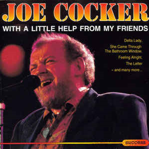 with a little help from my friends (joe cocker live early 1990s version) for solo, back vocal and full 5444 big band.