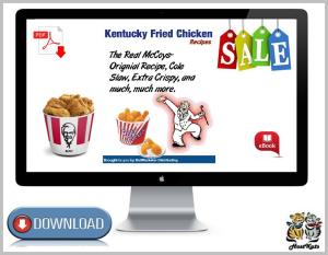 Kentucky Fried Chicken Recipes | eBooks | Reference