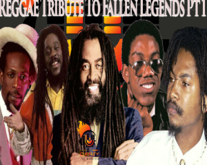 Reggae Tribute To Fallen Legends Pt.1Garnett Silk,Gregory Isaccs,Frankie Paul,Dennis Brown,John Holt by djeasy | Music | Reggae