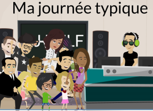 Ma journee typique Official Music Video | Music | Electronica
