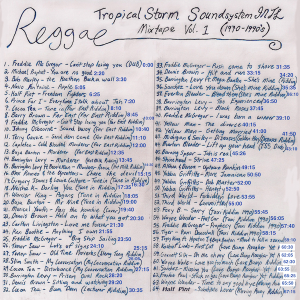 tropical storm soundsystem intl reggae street demo 1 (digital) - -1970's to 1990's