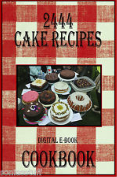 First Additional product image for - 2444 Cake Recipes