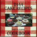 2444 Cake Recipes | eBooks | Food and Cooking