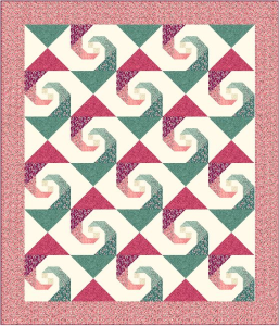 swing your partner quilt pattern