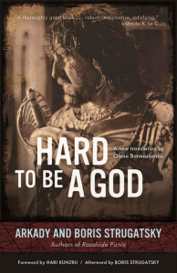Hard to be a God | eBooks | Mystery and Suspense