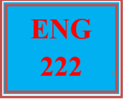 First Additional product image for - ENG 222 Week 2 Workplace Communication