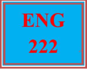 ENG 222 Week 4 Document Design: Instructional Handout | eBooks | Education