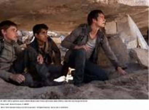 Second Additional product image for - The Maze Runner(Scorch Trials)