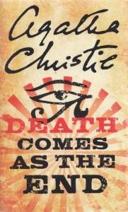 DEATH COMES AS THE END Agatha Christie | eBooks | True Crime
