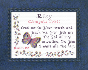 name blessings -  riley 2
