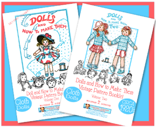 First Additional product image for - Dolls & How to Make Them - One & Two!