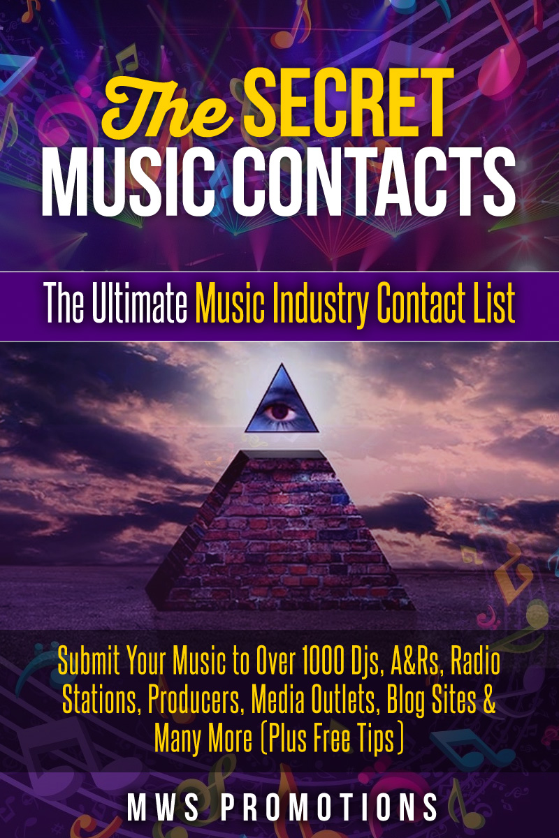 The Secret Music Contacts Elite | Music | Rap and Hip-Hop