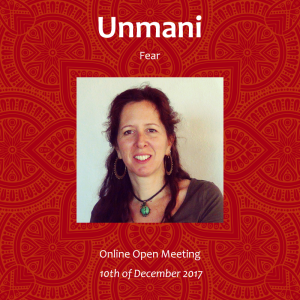 online open meeting - fear