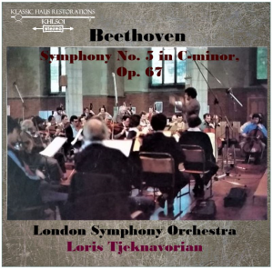 beethoven: symphony no. 5 in c minor, op. 67 - london symphony orchestra/loris tjelnavorian