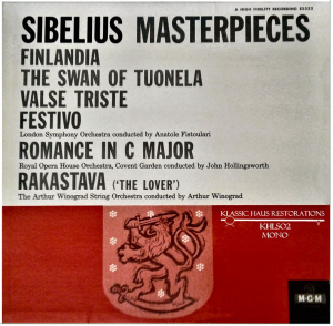 sibelius masterpieces