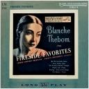 Fireside Favorites - Blanche Thebom, mezzo-soprano   Music   Classical