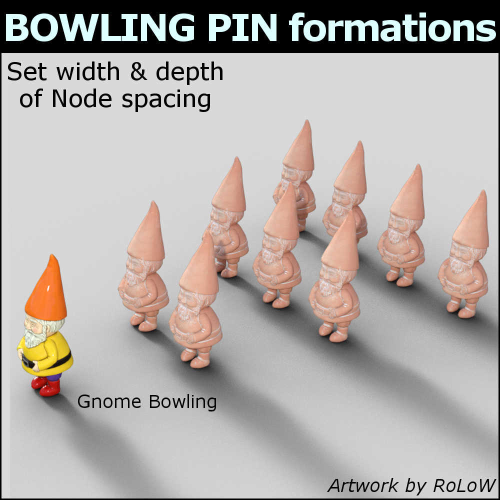 Third Additional product image for - Formation-X Volume-2 Large Groups, Formation Script for Daz Studio