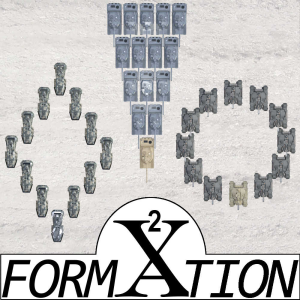 Formation-X Volume-2 Large Groups, Formation Script for Daz Studio | Software | Add-Ons and Plug-ins