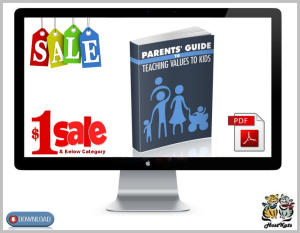 Parents Guide To Teaching Values To Kids | eBooks | Reference