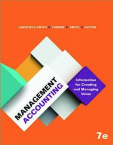 management accounting e-book (7th edition) by smith langfield-smith.