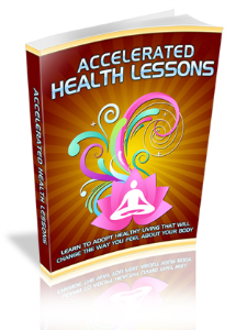 Accelerated Health Lessons | eBooks | Health