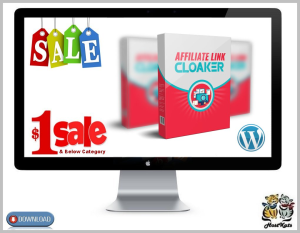 Affiliate Link Cloaker WordPress Plugin | Software | Utilities