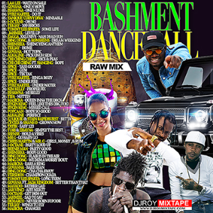 dj roy bashment dancehall raw mix [june 2018]