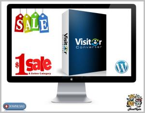 visitor converter wordpress plugin