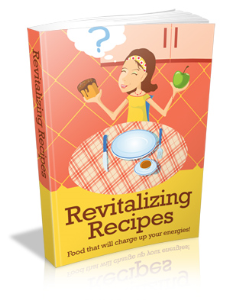 Revitalizing Recipes | eBooks | Food and Cooking