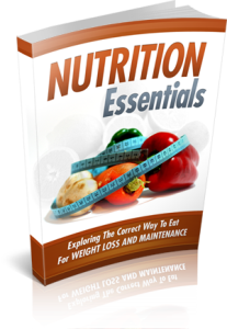 Nutrition Essentials | eBooks | Health
