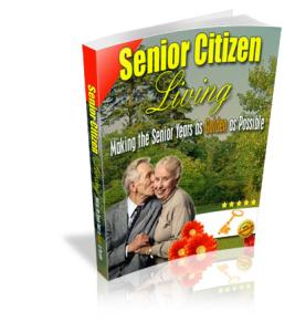 Senior Citizen Living | eBooks | Health